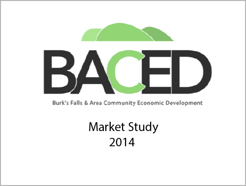 BACED Asset Inventory, Gap Analysis and Market Study (2014)